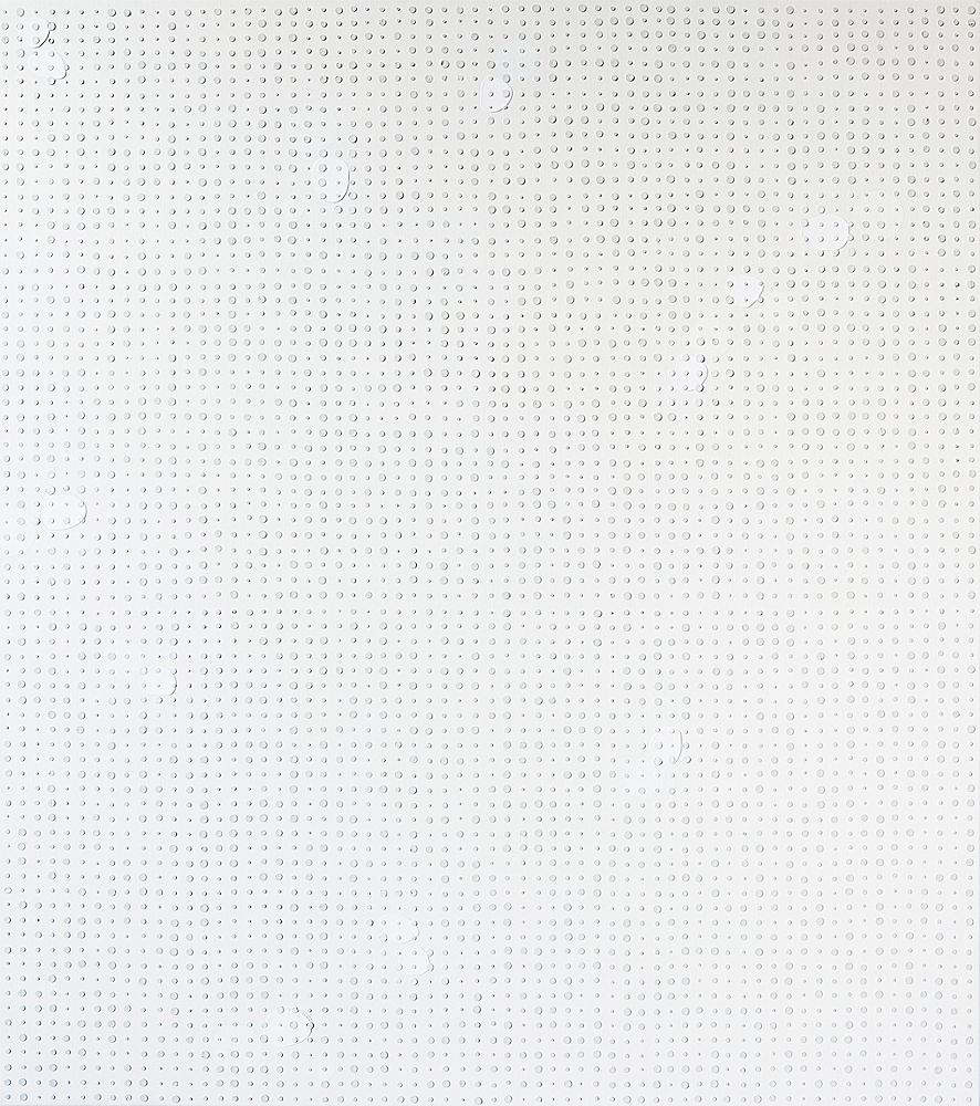 120 x 105 cm olieverf op linnen